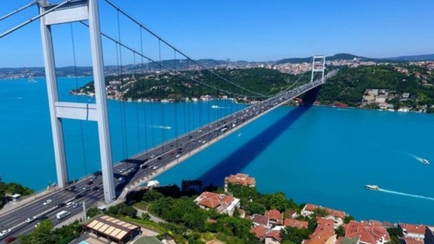 Historical and tourist attractions that you can see during the Bosphorus Tour
